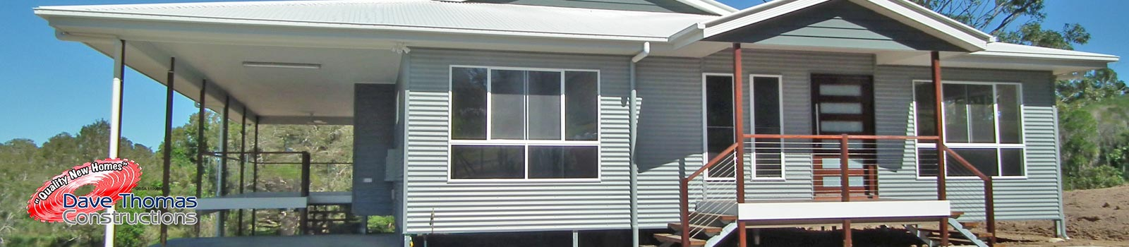 Experienced budget home builders maryborough for Budget home builders