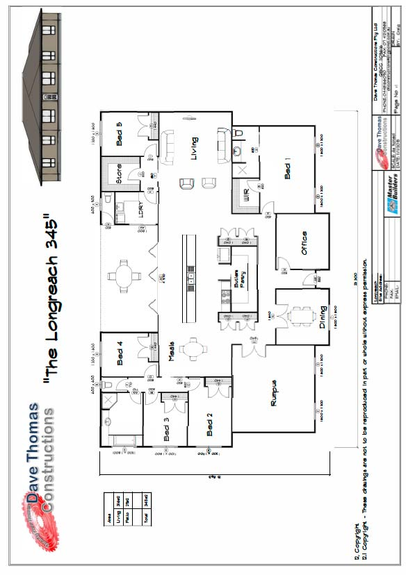 The Longreach 345 sqm