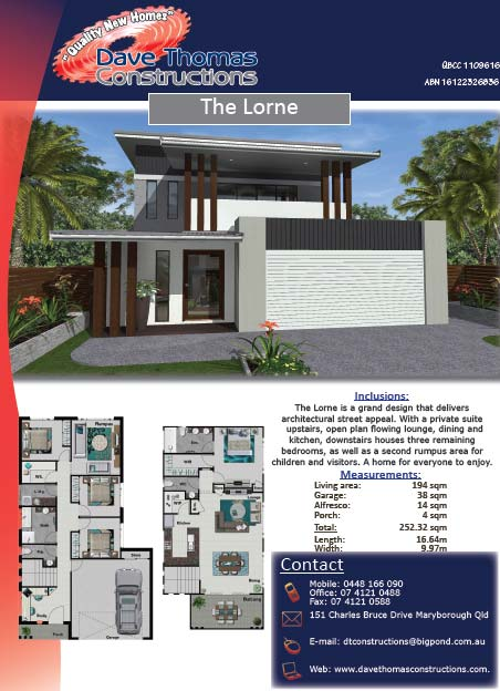 The Lorne 252 sqm